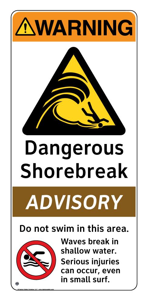 Dangerous Shorebreak