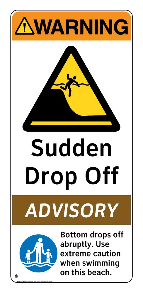 Sudden Drop off