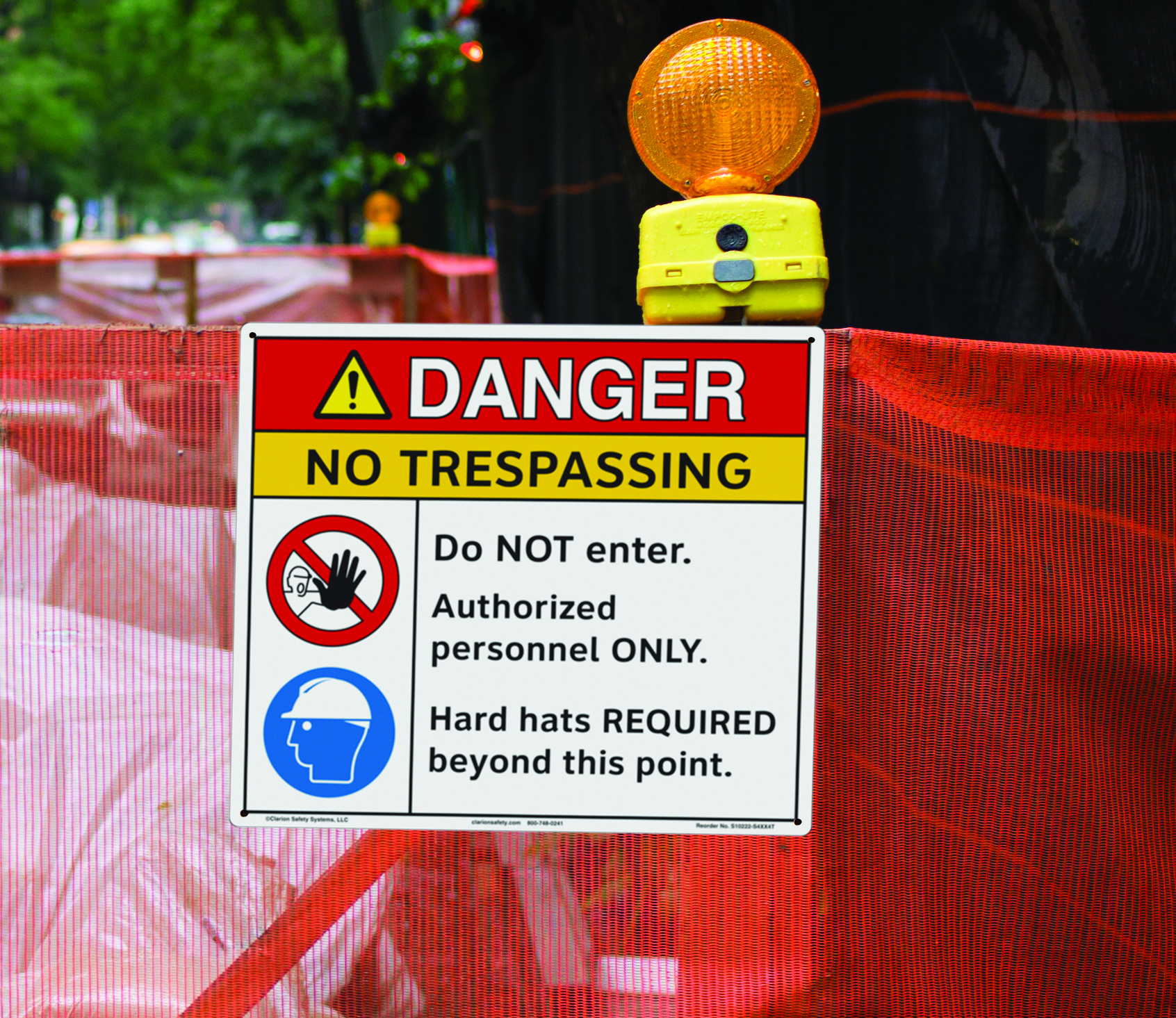 Four Questions To Ask When Designing Workplace Safety Signs