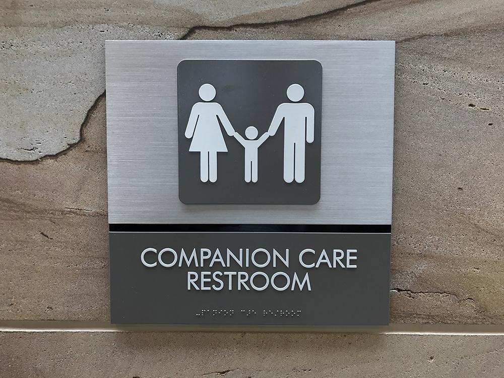 Family Restroom Image