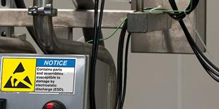 Electrostatic Discharge Labels