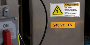Specific Voltage Labels