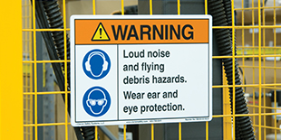 Accident Prevention Signs