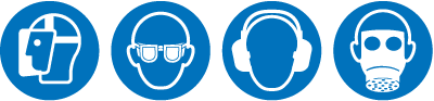 ISO PPE Symbols